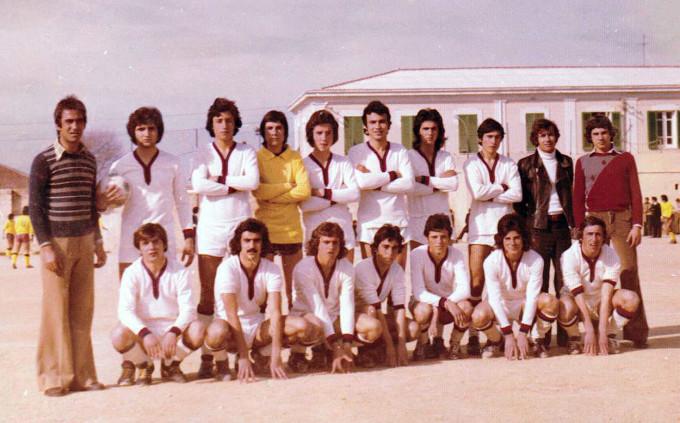 Porto Torres Juniores - 1974-1975