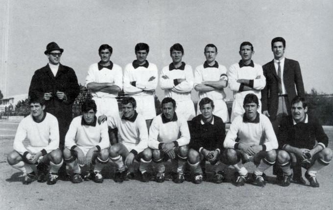 Tharros Calcio - Oristano 1968-1969