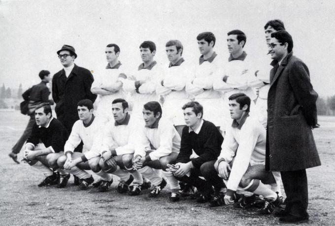 Tharros Calcio - Oristano 1968-1969 DUE