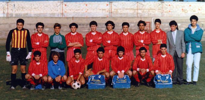 Turris Juniores - 1988-1989