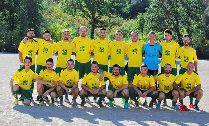 Belvì Calcio · 2017-2018