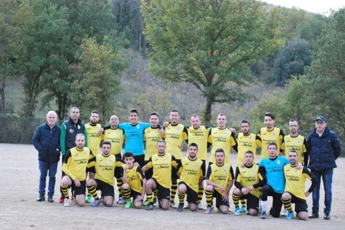 Belvì Calcio · 2017-2018 DUE