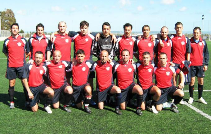 CUS Sassari Calcio - 2008-2009
