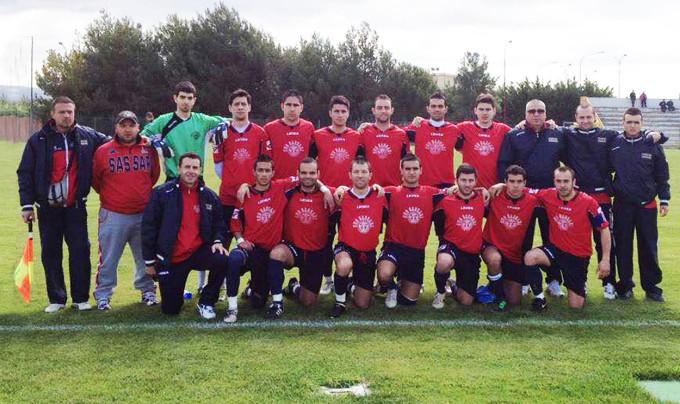 CUS Sassari Calcio - 2011-2012