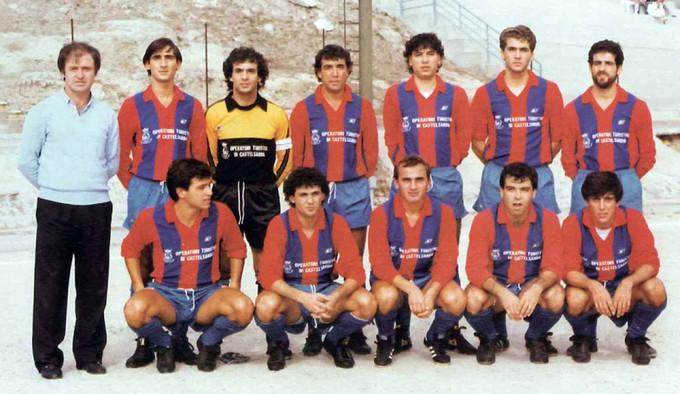 Castelsardo Calcio 1984-1985