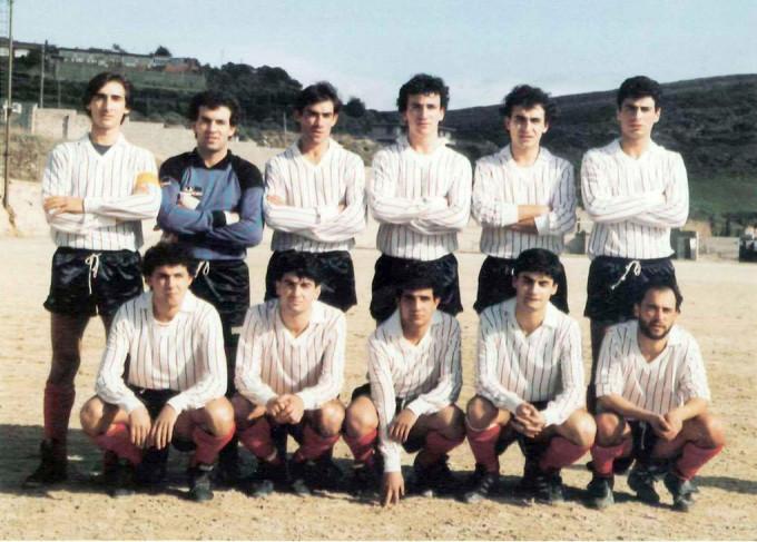 Castelsardo Calcio 1985-1986