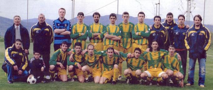 GS Meana Sardo 2004-2005