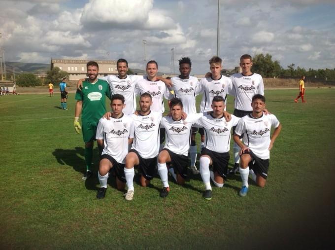 Guspini-Terralba Calcio 2017-2018