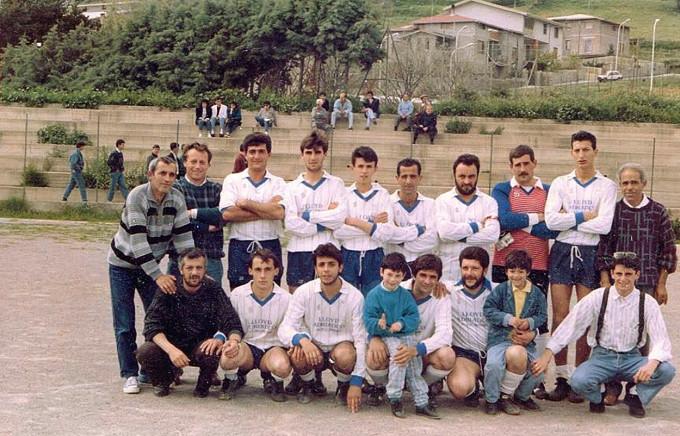 Narboliese Calcio - Narbolia 1987-1988