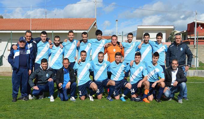 Narboliese Calcio - Narbolia 2015-2016