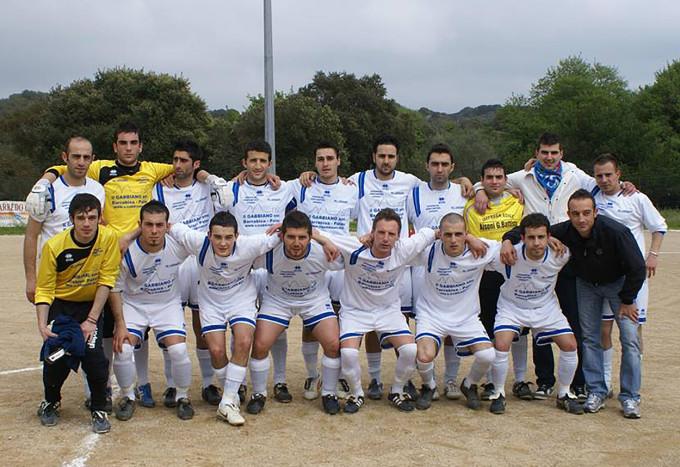 Polisportiva Luogosanto - 2008-2009