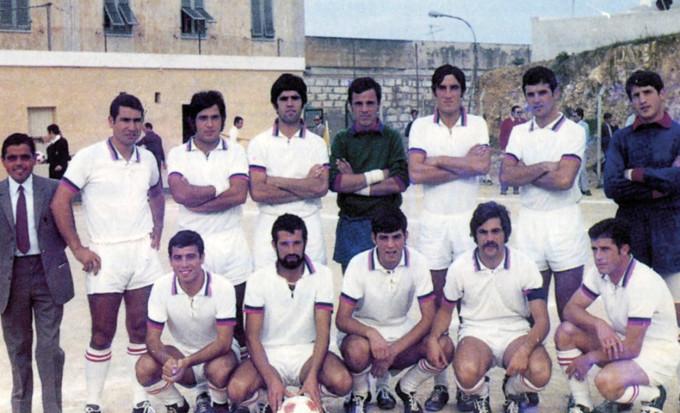 Porto Torres 1969-1970