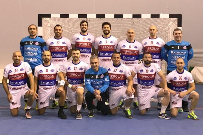 Raimond Handball Sassari - 2017-2018