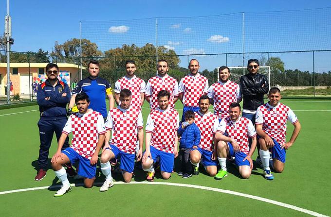 Sporting Mandas Calcio a 5 · 2016-2017