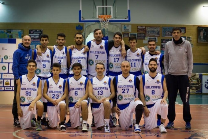 Sulcispes Basket - Sant'Antioco 2017-2018