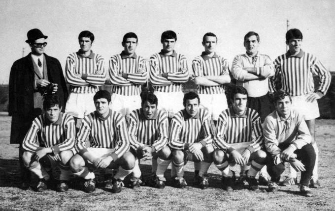 Tharros Calcio · Oristano 1968-1969 DUE