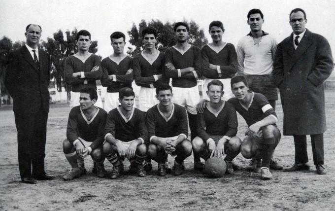 Tharros Calcio - Oristano - 1960-1961