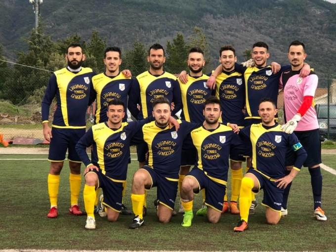 Tonarese Calcio 2017-2018 DUE