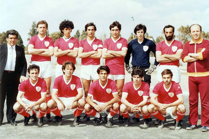 Abbasanta Calcio · 1981-1982