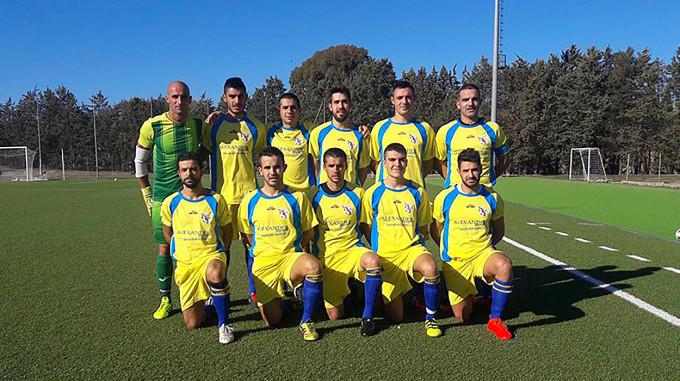 Abbasanta Calcio 2017-2018