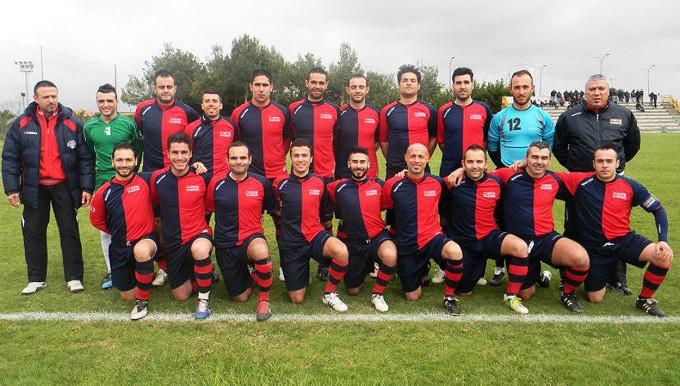 CUS Sassari Calcio 2012-2013