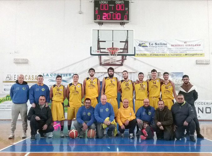 Calasetta Basket · 2017-2018