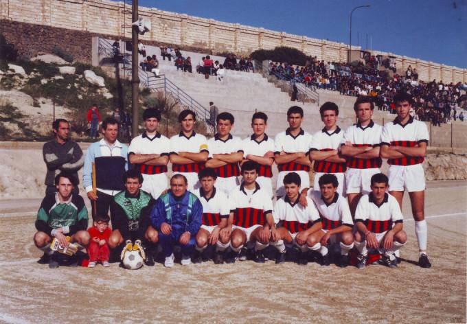 Castelsardo Calcio 1987-1988