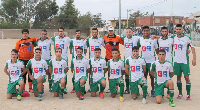 Gonnosfanadiga Calcio · 2017-2018