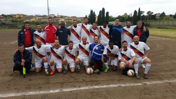 Monterra Calcio Santu Lussurgiu 2017-2018
