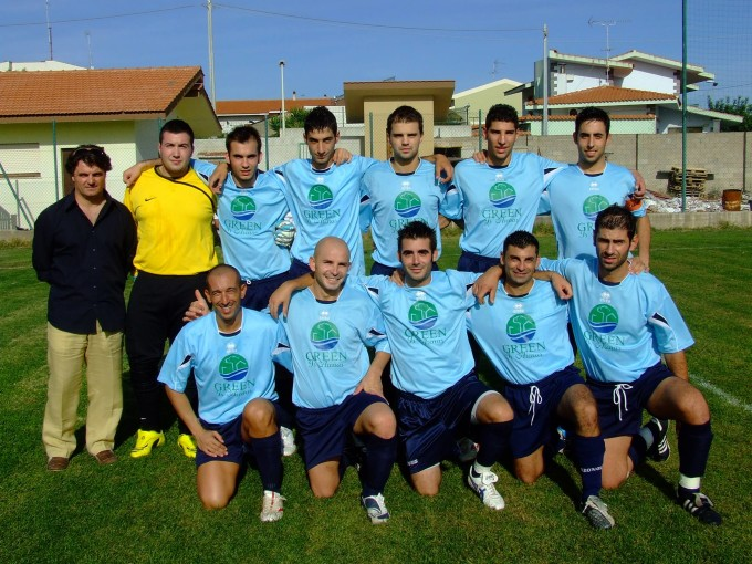 Narboliese Calcio - Narbolia 2008-2009