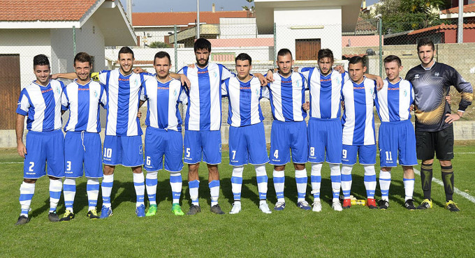 Narboliese Calcio - Narbolia 2017-2018 DUE