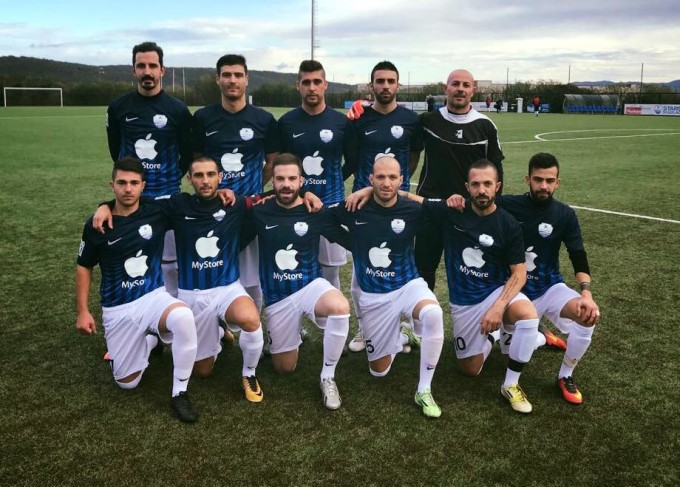 Star Sport Olbia 2017-2018 DUE