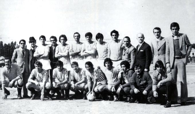 Tharros Calcio Oristano 1970-1971