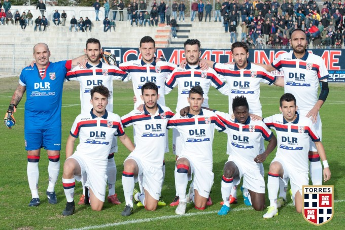Torres Calcio 2017-2018 DUE