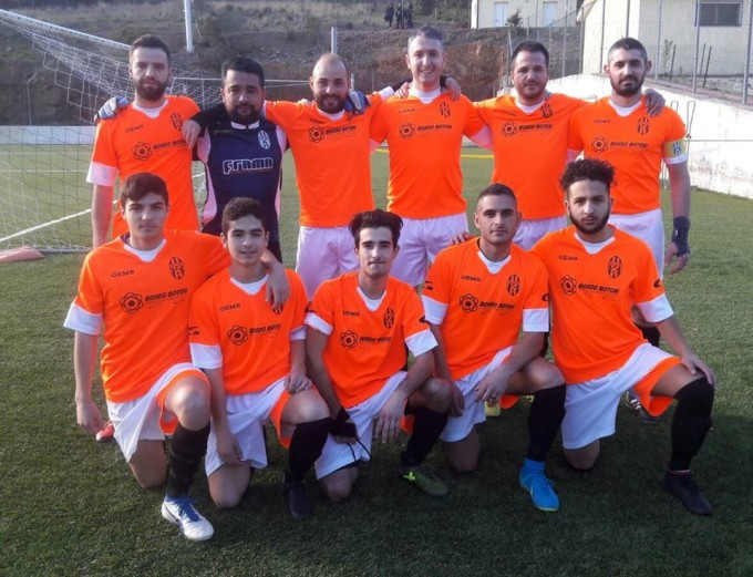 Triei Calcio · 2017-2018
