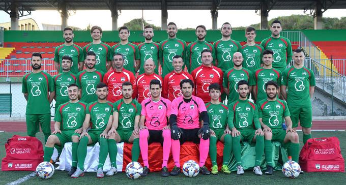 ASD Lanusei Calcio - 2015-2016