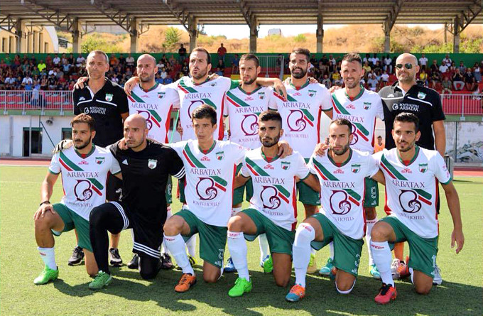 ASD Lanusei Calcio 2016-2017