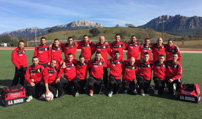 Burgos Calcio 2016-2017