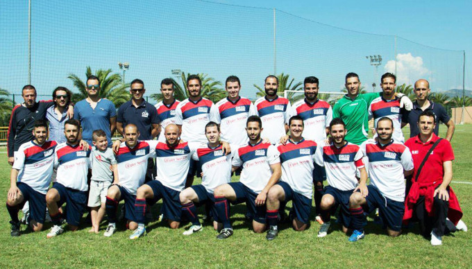 CUS Sassari Calcio - 2014-2015 DUE