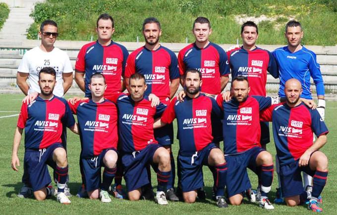 CUS Sassari Calcio - 2014-2015 UNO