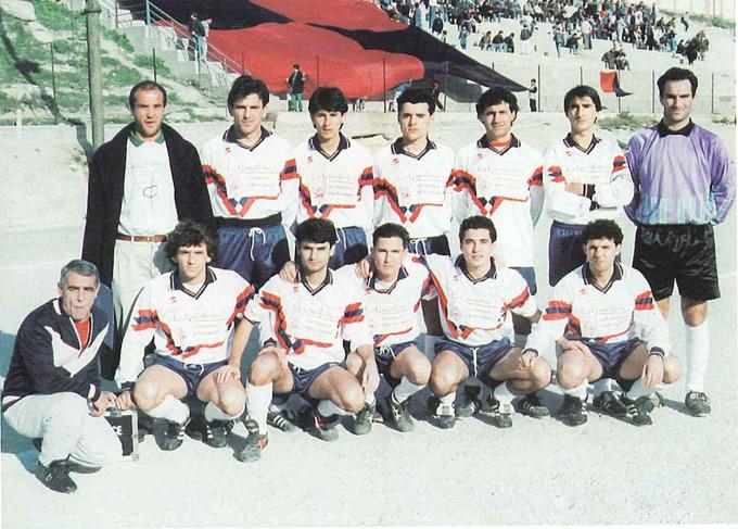 Castelsardo Calcio 1989-1990