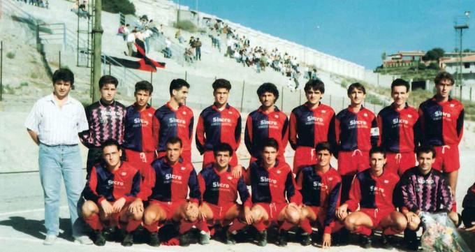 Castelsardo Calcio 1990-1991