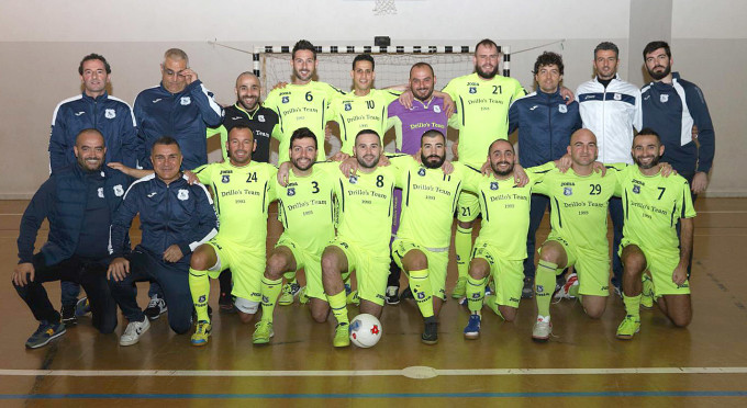 Drillo's Team - Olbia 2017-2018