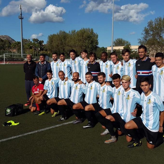 Ilvamaddalena Calcio 2017-2018