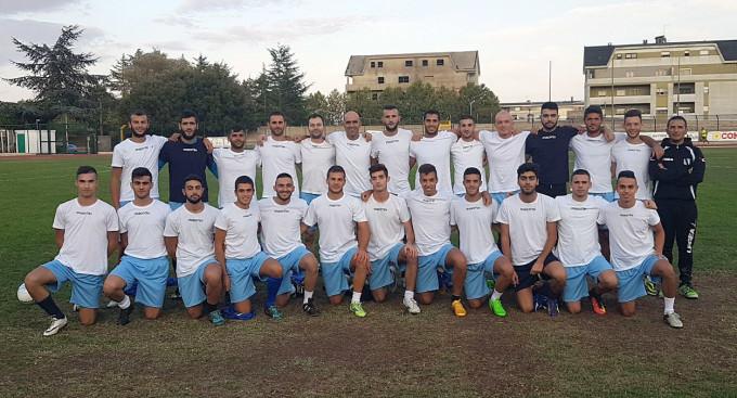 Macomerese Calcio - 2017-2018