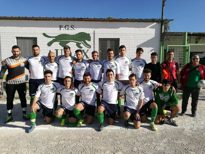PGS Audax Calcio - Capoterra 2017-2018
