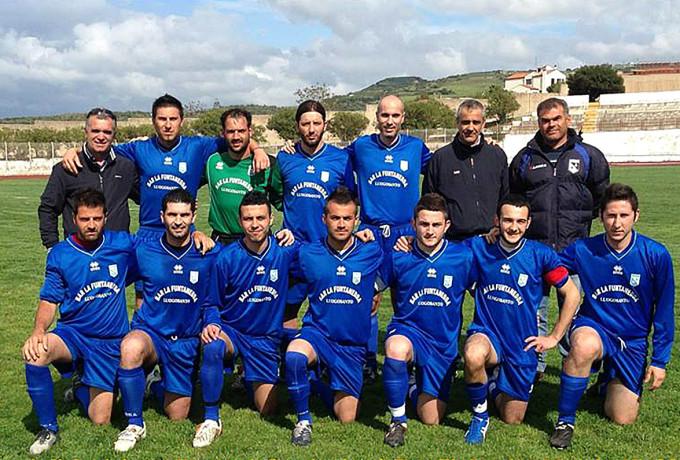 Polisportiva Luogosanto - 2012-2013