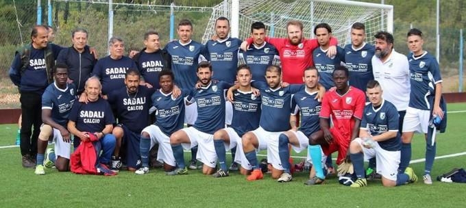 Sadali Calcio · 2017-2018