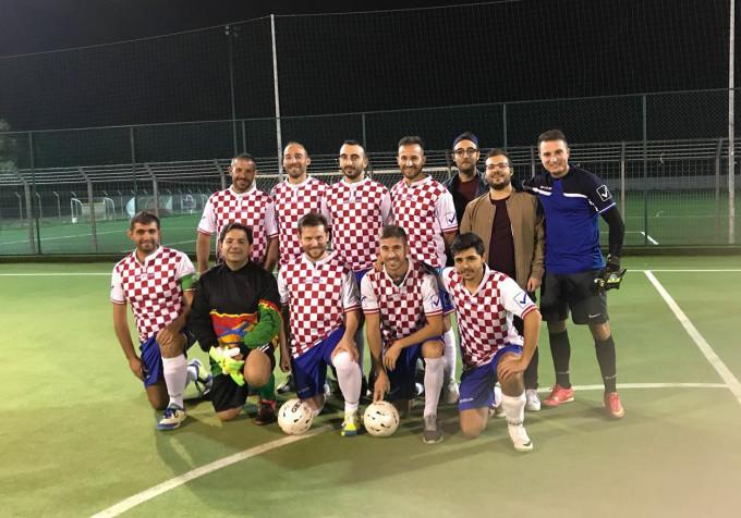 Sporting Mandas Calcio a 5 · 2017-2018