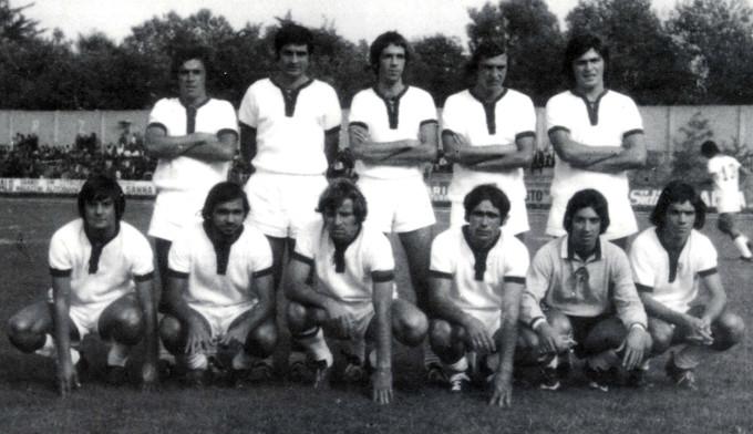 Tharros Calcio 1972-1973